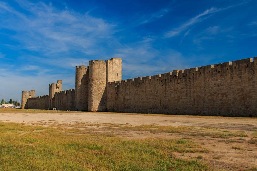 Diese Mauern finde ich echt sehr beeindruckend.