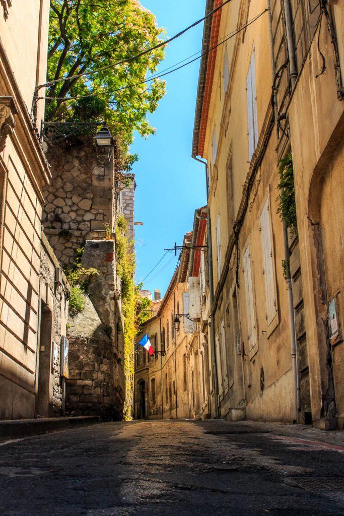 Zwischenstop in Arles