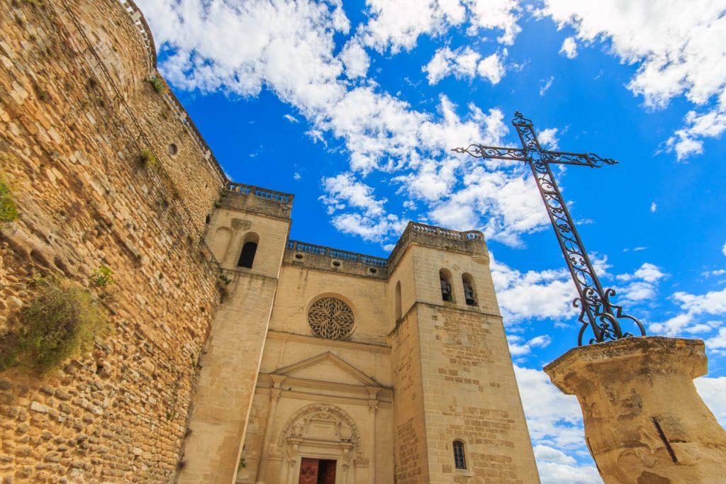 Schöne Bauwerke in Grignian
