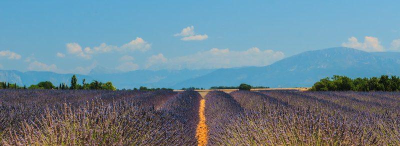Mit dem Fahrrad durch Südfrankreich