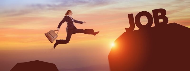 Der erste Job – Die Chance Deines Lebens!