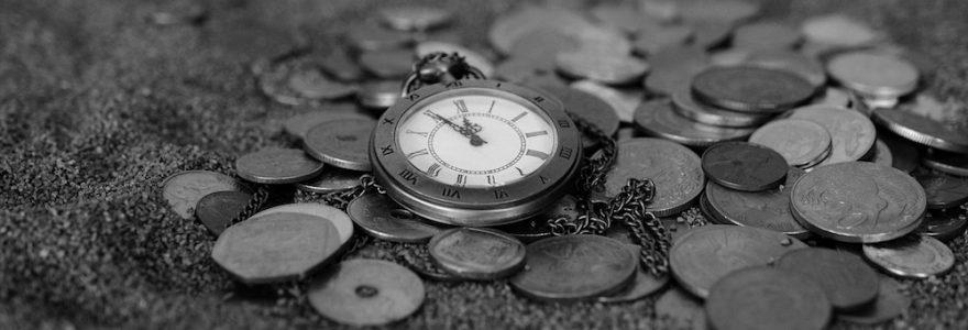 Aufruf zur Blogparade: Zeit ist Geld