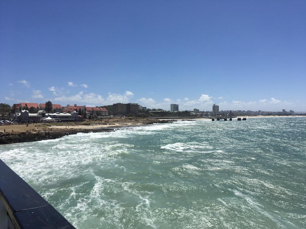 Port Elizabeth: Meistens sehr windig