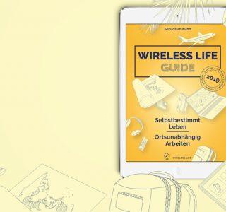 Wireless Life Guide – Eines der wenigen Bücher, die ich zweimal gelesen habe – Review