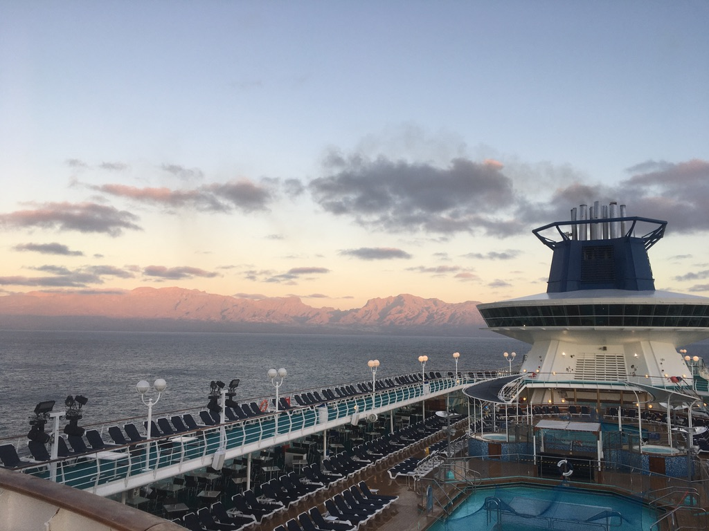 Nomad Cruise 9: Great Atlantic Crossing – Eine lebensverändernde Reise