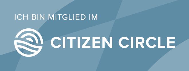 Ich bin Mitglied im CitizenCircle
